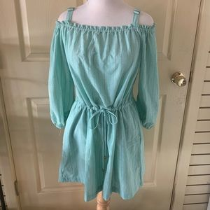 NWT simply noelle romper size large/x-large